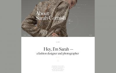Freebie: Fashion Influencer UI Kit for Adobe XD